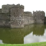 Beaumaris Castle, Anglesey. The Greatest Castle Never Built