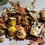 cajun seafood dump