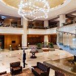 Hotel Lobby at Pullman KLCC