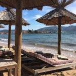 Cala Rossa c'est sa merveilleuse plage mais c'est aussi les légumes de son potager qui seront à