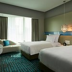 Deluxe Room Twin at Pullman KLCC