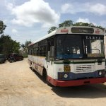 Bus to Secunderabad