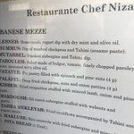 Chef Nizar Foto