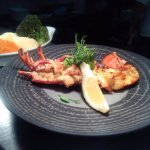 Gratinated Lobster Thermidor