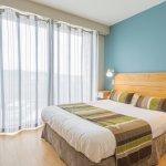 Chambre double confort vue Rocamadour