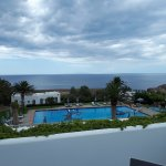 View from the room 138 in Vritomartis.