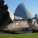 Weg vom Opernhaus zum Botanischen Garten
