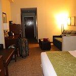 Nice suite room