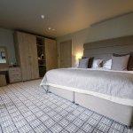 Superior lodge bedroom