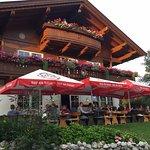 Foto van Restaurant Capanna Fieberbrunn