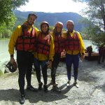 Photo of Rafting Mont Blanc