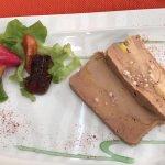 Foie-gras mi-cuit