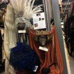 Costume Warehouse Tour at Stratford, Ontario