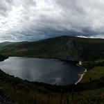 Wicklow Mountains Guinness Lake