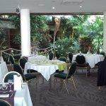 restaurant cote jardin