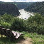 Foto di Rhine Hotel Zur Loreley