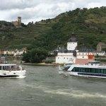 Rhein Hotel Zur Loreley Foto