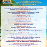 Come on down to the river and dine dockside!!! We just rolled out our new Happy Hour Menu!