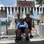 Final day fishing, landed some Black Fin Tuna and a good amount of Mahi Mahi. 3/4 day.