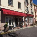 Hôtel-Bar-Restaurant Le Costabonne, Prats-de-Mollo-La-Preste (66, Occitanie), France.