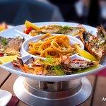 Foto de Aquarium Restaurant Yas Marina