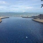 Foto de Lipa Lodge Beach Resort