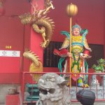Guan Di Temple Kuala Lumpur Malaysia