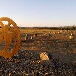 Necrópolis de las Ruedas-Yacimiento de Pintia