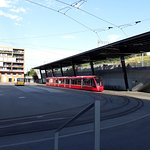 Many public transportation options