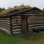 Outbuilding, typical of early frontier homes