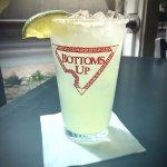 Bottoms Up Margarita!