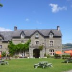 The Old Rectory Hotel, lunch time, 24th July 2017