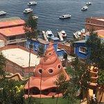 El hotel la Cúpula, increíbles techos hechos por artesanos de la zona