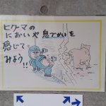 The Maruyama Zoo had some funny signage!