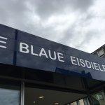 Photo of Die Blaue Eisdiele