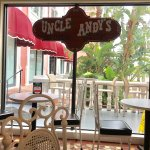Uncle Andy's Old Fashioned Ice Cream Parlor Photo