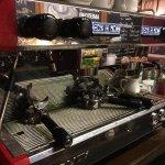 Conti coffee maker