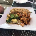 Hibachi (grilled) Chicken - Awesome choice!