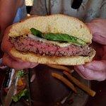 "A ""Medium"" burger"