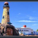 Acceso principal El Faro