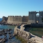Methoni Castle照片