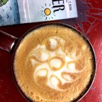 Creative coffees and food