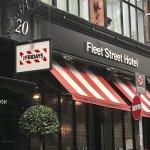 Foto de The Fleet Street Hotel