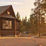 Lake Lodge Cabins Foto