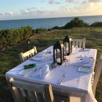 Request dinner on the cliff