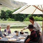 Lunch at Terroir Craggy Range
