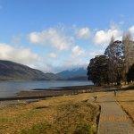 Lake Te Anau Foto