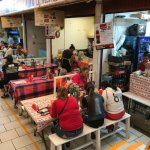 lunch counter San Miguel market