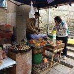 Street snacks in Old Town
