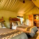 Safari Tent Interior
